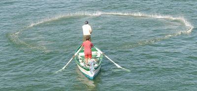 клининговая сеть для рыбалки