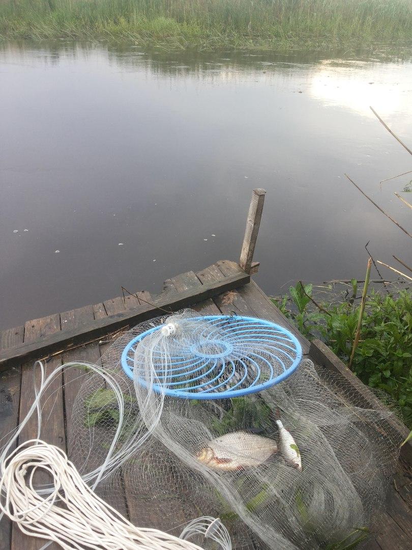 кастинговая сеть с большим двойным кольцом купить в украине